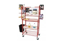 INNOVATIVE DETAILER CART
