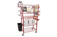 INNOVATIVE PAINT PREP CART