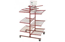 INNOVATIVE PARTS CART C (6 SHELVES)